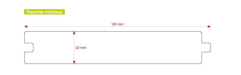 Scidus - Bois Torrefie® Pour Plancher Intérieur